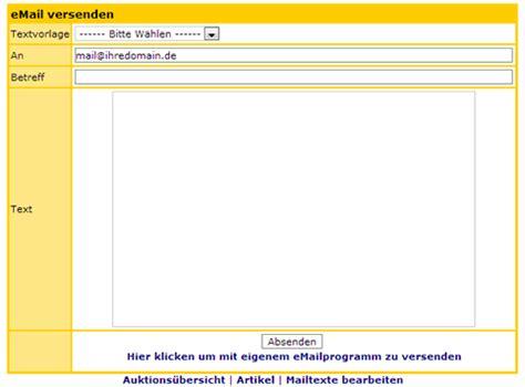 Email Vorlagen Muster Email Texte Und Vorlagen Einstellungen Email Texte Und Vorlagen Die Afterbuy Dokumentation