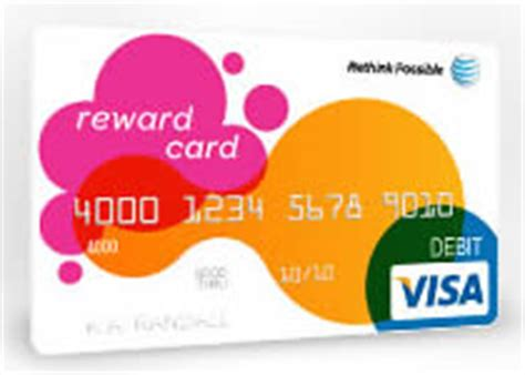 Att Visa Gift Card - rewardcenterattcommyattrewardcard att reward visa prepaid card rachael edwards