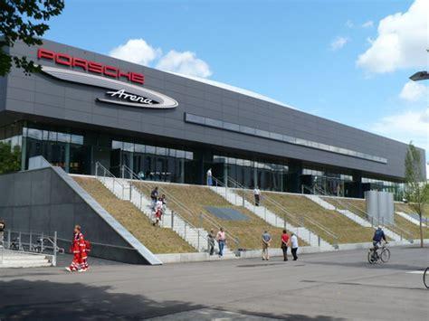 Stuttgart Porsche Arena by Porsche Arena
