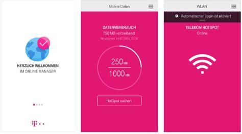 Telekom Apps Telekom | telekom hotspot app 3 0 auto login und neue funktionen