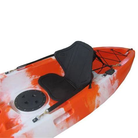 best high back kayak seat sun and snow pioneer kayak high back sit on top seat