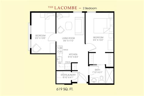 senior home floor plans airdrie residential care calgary ab