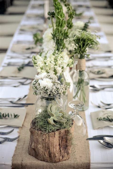 Hochzeit Tischdeko Ideen by 40 Leichte Schnelle Und G 252 Nstige Tischdekoration Ideen