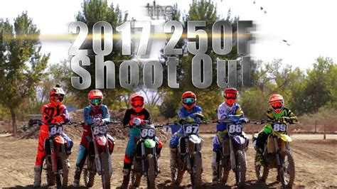 motocross action news motocross action s 2017 250f shoot out motocross