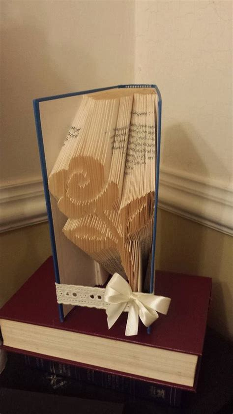 Amazing Handmade Gifts - 16 absolutely amazing handmade folded book gifts you