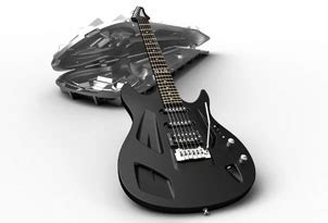 Gitar Rock You S 083 Hootenanny aristides guitars study ptc