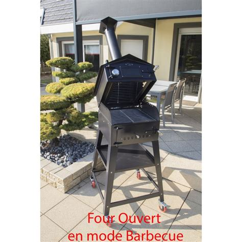 Four A Barbecue by Four Et Barbecue De Jardin Multifonction Vulcano 2 Bbq L