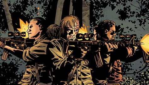 the walking dead volume 26 call to arms the walking dead volume 26 quot call to arms quot issues 151