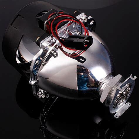 Projector Hid Bi Xenon M806 2 Inch 2 5 inch mini left or right bi xenon hid projector lens eye headlight shroud h1 h4 h7