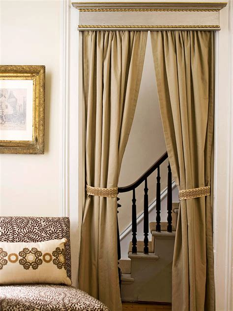 unique ways of using drapery panels to decorate your home driven by decor