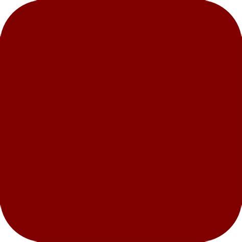 maroon square clip at clker vector clip