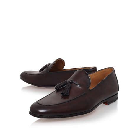 kurt geiger loafers tassel loafer brown leather loafer by magnanni kurt geiger