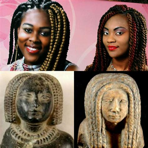 history of hair braiding egypt 1281 best images about cabelo pentes e penteados on