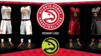 atlanta hawks introduce new uniforms including volt green