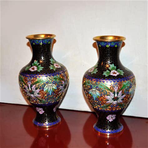 vasi cinesi valore di flaviano antichit 224 coppia di vasi cinesi in bronzo