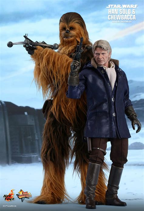 Toys Chewbacca toys wars the awakens han and