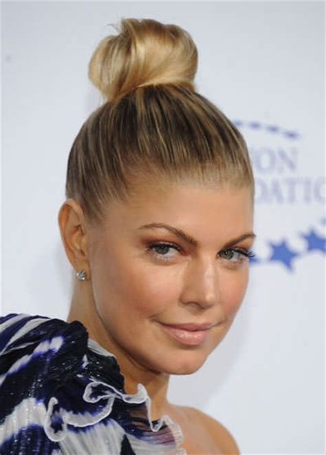 Hairstyles For Medium Hair Easy Bun by 5 Easy Bun Hairstyles For Medium Length Hair
