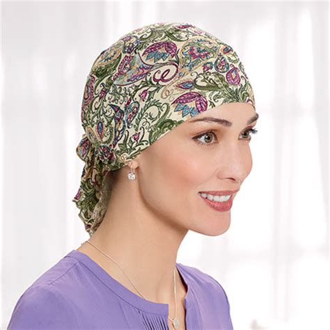 pre chemo bamboo chemo scarves and hats pre tied head coverings