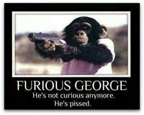 George Meme - curious george funny quotes quotesgram