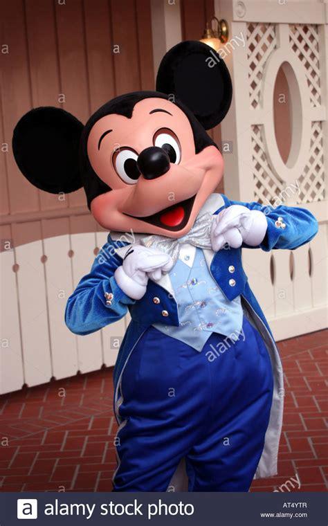 disneyland mickey mickey mouse at disneyland california stock photo royalty