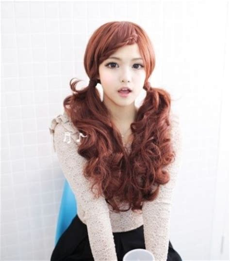 hairstyles braids ponytails and pigtails korean ponytail hairstyle impressive pictures 2016