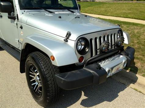 Custom Jeep Tops Sell Used 2011 Jeep Wrangler Unlimited And