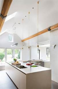 Pendant Lighting For Sloped Ceilings Vaulted Ceiling Lighting Ideas Creative Lighting Solutions