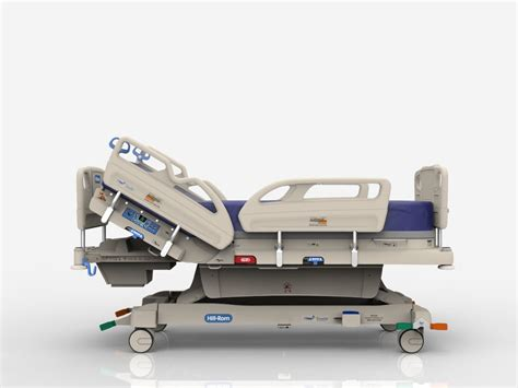 envella air fluidized therapy bed hill rom