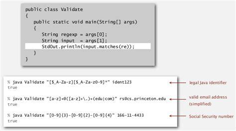 python substring matching pattern algorithms ii week 5 1 regular expressions 为程序员服务
