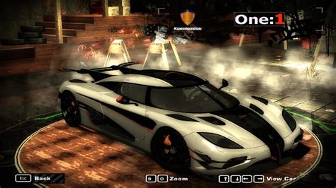 Need For Speed Most Wanted Koenigsegg Need For Speed Most Wanted Koenigsegg Agera One 2014 Nfscars