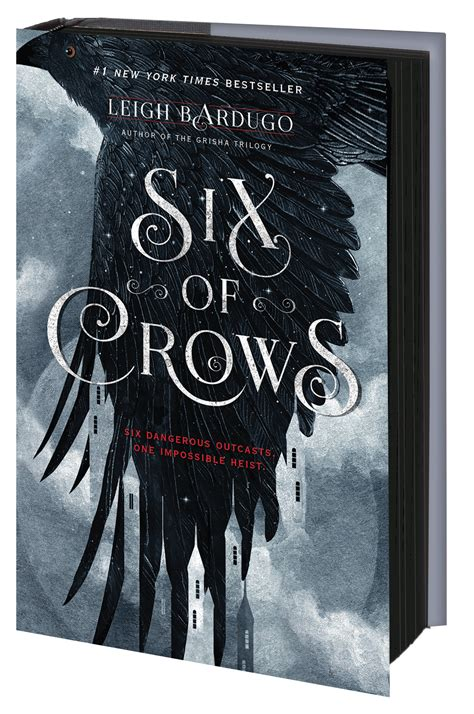 six of crows books these flying pages ya book review