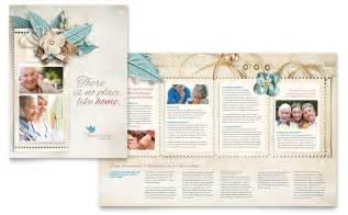 home health care brochure templates hospice home care brochure template word publisher