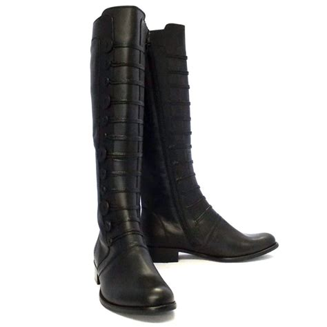 black s boots gabor boots argyll womens boot in black mozimo