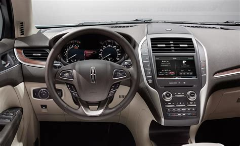 Lincoln Mkc 2015 Interior by Car And Driver