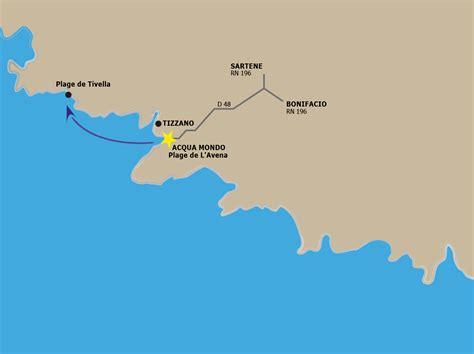 Plan Images by Kayak De Mer En Corse Balades Demi Journ 233 E Tizzano