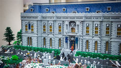 best of lego best lego castle at brickcon 2015