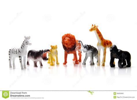 toy animals royalty  stock image image