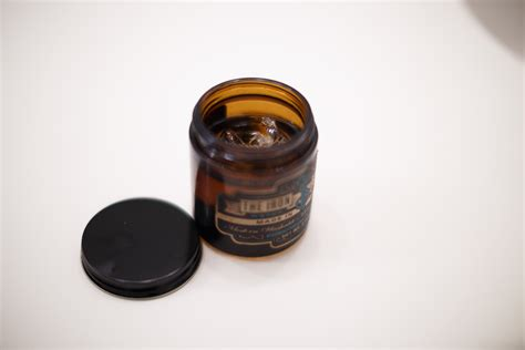 Pomade Tis the iron society water soluble pomade the pomp