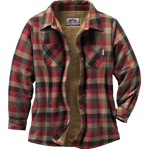 Shirts And Jackets Legendary Whitetails S Open Country Shirt Jacket Ebay