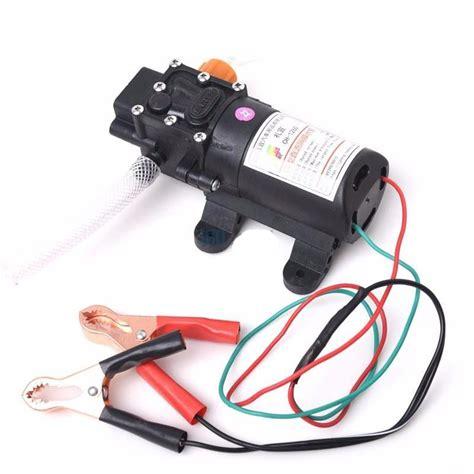 Pompa Air Mini High Pressure pompa air mobil high pressure 12v 4l min black
