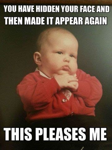 Funny Baby Face Meme - 1000 ideas about baby memes on pinterest baby humor