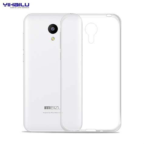 Ultrathin Meizu M3 Note Clear m1 promotion shop for promotional m1 on