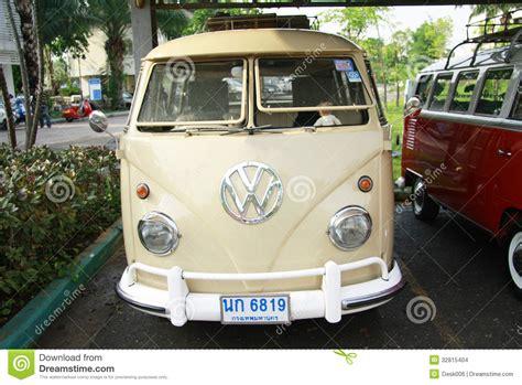 vintage volkswagen truck volkswagen bus editorial image cartoondealer com 43184978