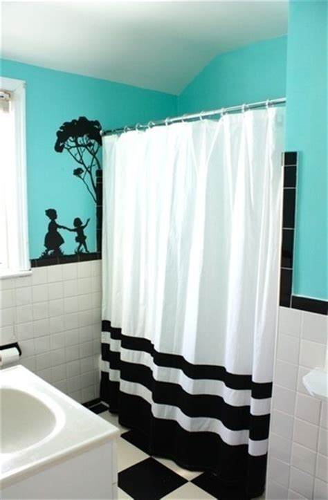 black and white and teal bathroom ideas 46 best images about bathroom ideas on pinterest teal