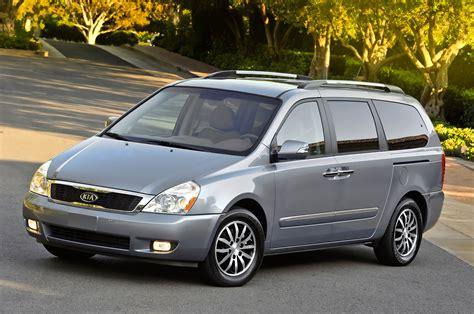 Kia Sedona Recalls 2006 2012 Kia Sedona 2007 2008 Hyundai Entourage Minivans