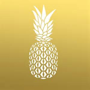Floral Wall Stickers pinapple stencil design pineapple stencils for walls