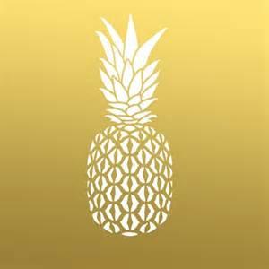 Pinapple stencil design pineapple stencils for walls furniture and