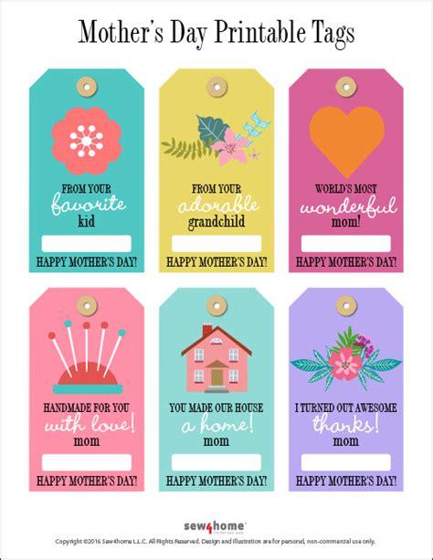 free printable handmade holidays gift tags imagine gnats printable s day gift sew4home printables