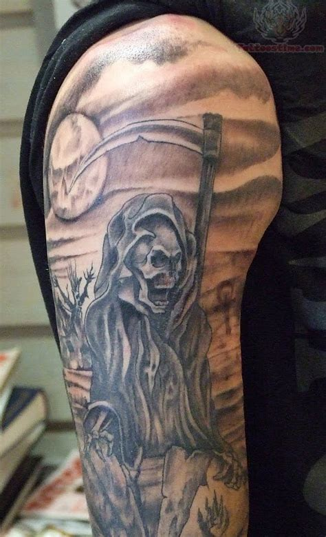 horror tattoo design horror images designs