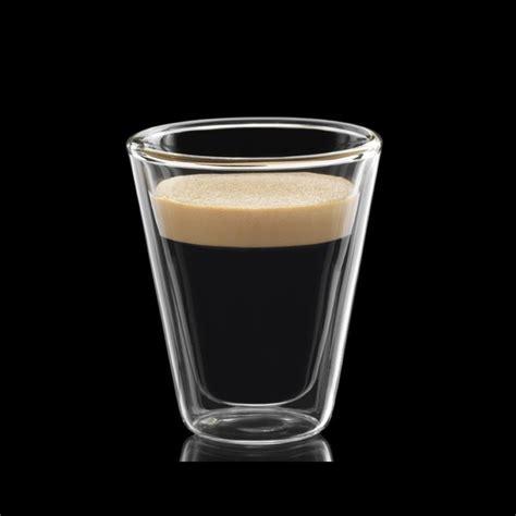 bicchieri vetro bicchiere vetro caffeino termico cl 8 5 borm luigi